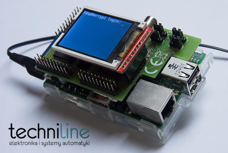 ULTIMATE EXPANSION SHIELD FOR RASPBERRY PI